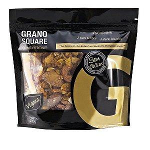 Granola Vegana Gourmet Grano Square 400g