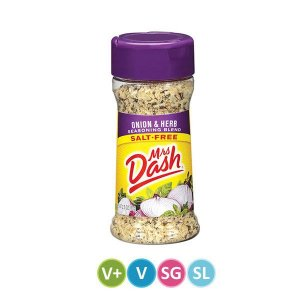 Tempero Sem Sódio Cebola & Ervas - Mrs Dash