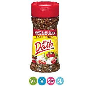 Tempero Sem Sódio Tomate, Manjericão e Alho - Mrs Dash