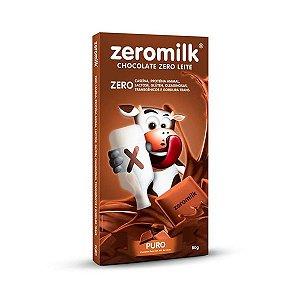 Chocolate Zeromilk Puro - Sem Lactose