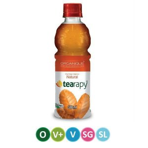 Chá-Mate Orgânico Natural Tearapy