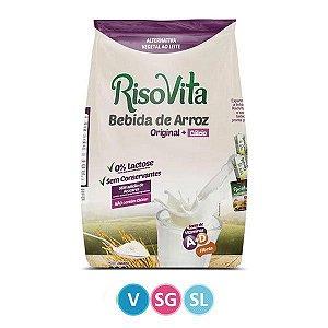 Leite de Arroz em Pó + Cálcio Original Risovita