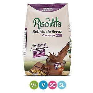 Leite de Arroz em Pó sabor Chocolate Risovita