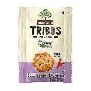 Snack Salgado Tribos sabor Chili Suave