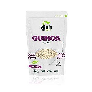 Quinoa Integral em Flocos Vitalin