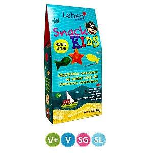 Biscoito de Batata Doce Snack Kids Leben