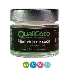 Manteiga de Coco Qualicoco