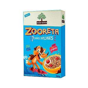 Cereal Matinal Orgânico 7 Grãos  Zooreta