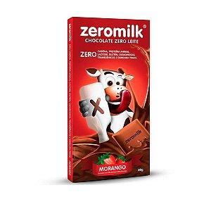 Chocolate Zeromilk Morango Sem Lactose