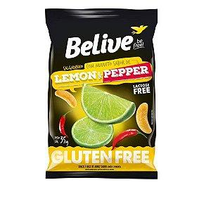 Snack sabor Lemon & Pepper Belive