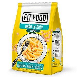 Massa de Grão de Bico tipo Penne Fit Food 200g