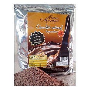 Chocolate Sem Lactose para Uso Culinário 500g
