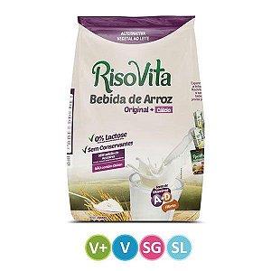 Leite de Arroz em Pó + Cálcio  - Risovita