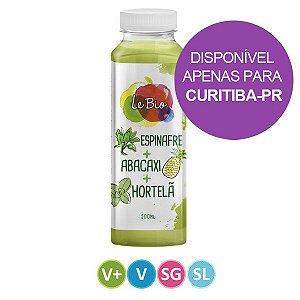Suco Vivere - Espinafre, Abacaxi e Hortelã LeBio 500ml