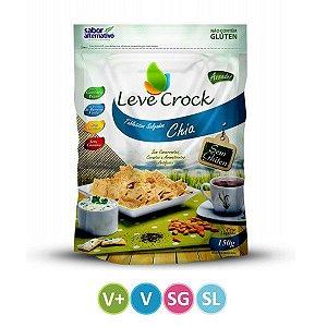 Tabletes Salgados de Chia Leve Crock