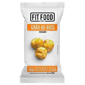 Snack de Grão-de-Bico Levemente Salgado Fit Food