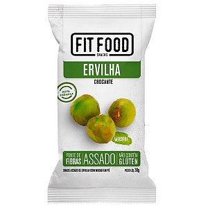 Snack de Ervilha com Wasabi Fit Food