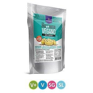 Pão sem Queijo Vegano Multigrãos Santulana