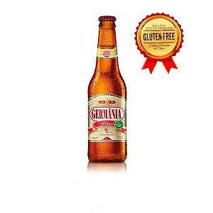 Cerveja Pilsen Sem Glúten Germânia 355ml