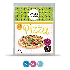 Mistura para Pizza Sem Glúten Livre & Leve