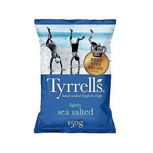 Batata Chips com Sal Marinho Tyrrells