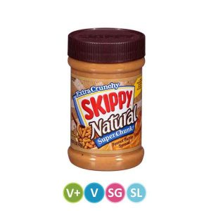 Pasta de Amendoim Crocante Skippy