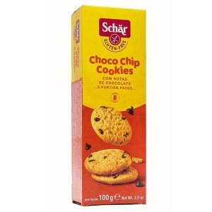 Choco Chip Cookie Sem Glúten Schar