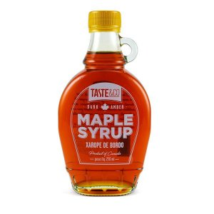 Maple Syrup - Xarope de Bordo Taste&Co