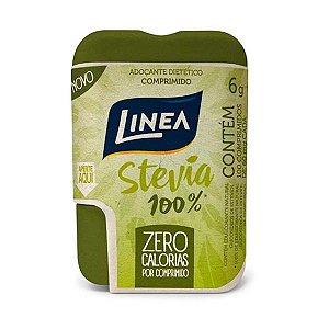 Adoçante Stevia Linea em Comprimidos