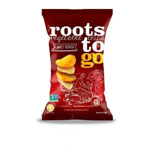 Chips de Batata Doce Roots To Go