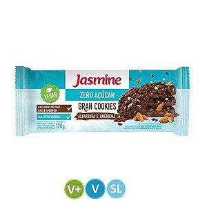 Gran Cookies Zero Açúcar Alfarroba e Amêndoas  150g