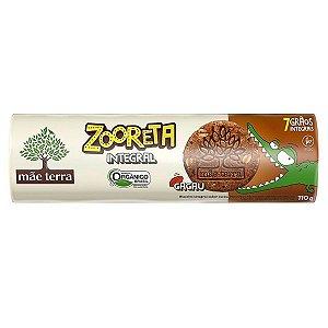 Biscoito Zooreta Orgânico sabor Cacau 130g