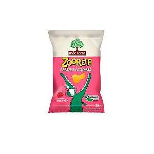 Biscoito Zooreta Orgânico sabor Morango 20g