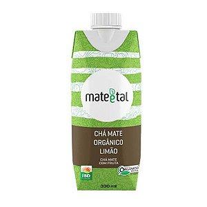 Chá Mate Orgânico com Limão Mate e Tal