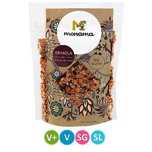 Granola com Açúcar de Coco Monama