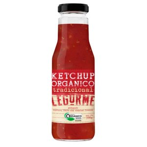 Ketchup Orgânico Tradicional Legurmê