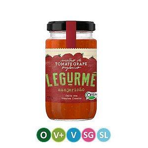 Molho de Tomate Grape Orgânico Manjericão Legurmê