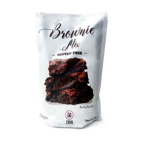 Brownie Mix Sem Glúten Zaya