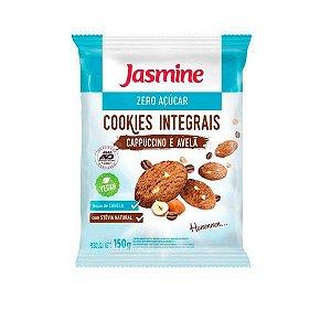 Cookies Integrais Zero Açúcar Capuccino e Avelã  150g