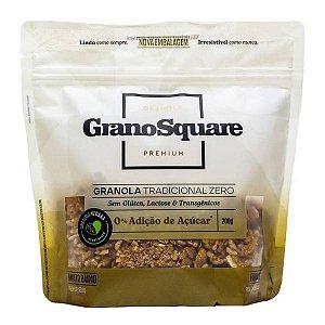 Granola Vegana Gourmet Zero Açúcar 200g