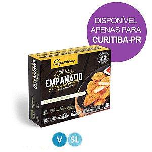 Mini Empanado Vegetariano sabor Frango Superbom