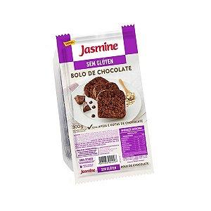 Bolo de Chocolate Sem Glúten Jasmine