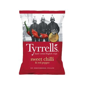 Batata Chips Sweet Chilli Tyrrells
