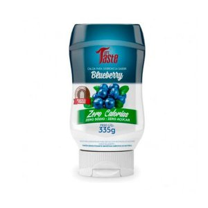 Calda Blueberry Zero Calorias Mrs Taste