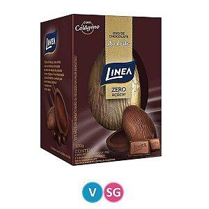 Ovo Chocolate Ao Leite Zero Açúcar Linea