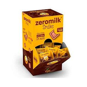 Chocolate Zeromilk Puro versão Square