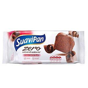 Bolo de Chocolate Zero Adição de Açúcar