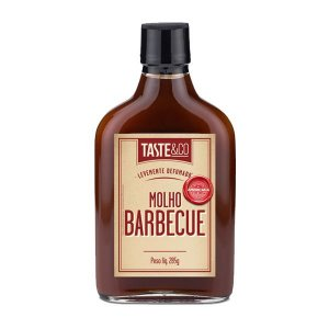 Molho Barbecue Clássico Taste & Co
