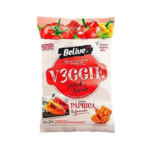Veggie Snack Páprica Defumada