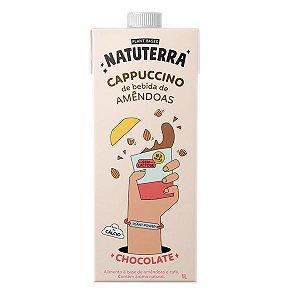 Leite de Amêndoas Cappuccino com Chocolate